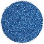 Glitter - Glitter ultra-fine 3 grams x1 blue - 12 stuk