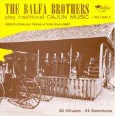 The Balfa Brothers Play Traditional Cajun Music...