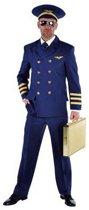 Piloten kostuum voor heren 56-58 (l)