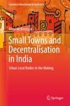 Small Towns and Decentralisation in India