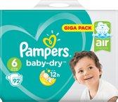 Pampers Baby Dry Pants - Maat 6 - 15+ kg - 92 Stuks