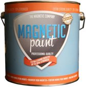 Magneetverf Magnetic Paint Extra Strong 2,5 ltr