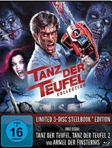 Evil Dead Collection (Limited Edition) (Blu-ray in Steelbook)