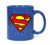 Superman - Mok - Logo - Keramiek