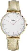 Cluse CL18421 LA BOHÈME GOLD WHITE/GOLD METALLIC