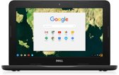 DELL Chromebook 3180 Zwart 29,5 cm (11.6'') 1366 x 768 Pixels 1,6 GHz Intel® Celeron® N3060