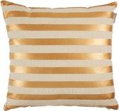 RM Lounge cushion Gold 43x43