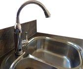 Wagaparts digitaal  elektrische warmwaterkraan - Excl. boiler