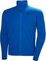 Daybreaker Fleece Jacket Mannen, Blauw, Sporttrui casual maat: EU