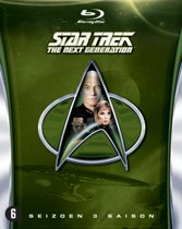 Star Trek: The Next Generation - Seizoen 3 (Blu-ray)