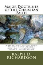 Major Doctrines of the Christian Faith