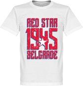 Rode Ster Belgrado 1945 T-Shirt
