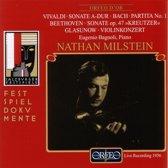 Beethoven, Glasunov; Milstein 19