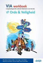 VIA werkboek 1F / Orde & Veiligheid