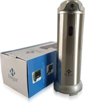Luxe Automatische Zeepdispenser - Infrarood zeeppomp - 300ML - Hoogwaardige afwerking -  Hogar