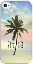 iPhone 4/4s hoesje - Palm smile