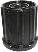 Shimano Deore XT FH-M770 Vrijloopbehuizing 9-voudig, black