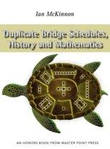 Duplicate Bridge Schedules