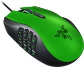Razer Naga Expert MMO Gaming Muis - Limited Razer Green Edition - PC + MAC