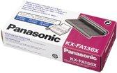 Panasonic KX-FA136X faxbenodigdheid Zwart Faxlint 2 stuk(s)