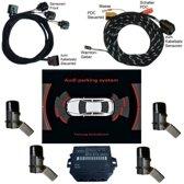 APS + Audi Parking System Plus - Receptie Retrofit - Audi A4 B8 / 8K