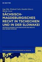 S chsisch-Magdeburgisches Recht in Tschechien Und in Der Slowakei