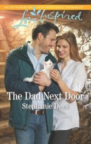 The Dad Next Door (Mills & Boon Love Inspired) (Family Blessings, Book 1)