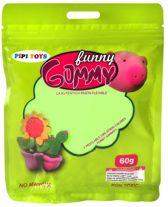 Funny Gummy - Speel Klei 60 Gram - Groen