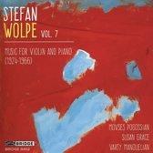 Stefan Wolpe, Vol. 7