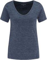 Venice Beach Salliamee  Sportshirt - Maat L  - Vrouwen - blauw/grijs