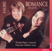 Faure: Romance Without Words