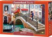 Venice bridge Legpuzzel 2000 stukjes