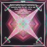 Apocryphal Cantatas: Bwv15, 141 &14