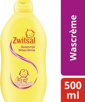 Zwitsal Wascrème - 500 ml - Baby