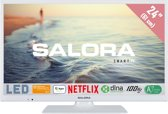 Salora 5000 series 24HSW5012 - HD ready tv - Wit