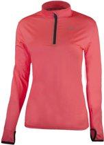 Rogelli Carina 2.0 Longsleeve  Sportshirt performance - Maat L  - Vrouwen - roze