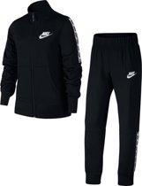 Nike Nsw Track Suit Tricot Kids Trainingspak Unisex - Zwart