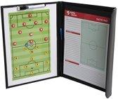 Tactiekmap voetbal - Agility Sports - Coachmap - Coachbord - Zwart