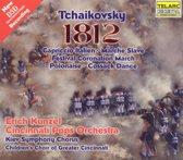 Tchaikovsky: 1812 Overture etc / Erich Kunzel, Cincinnati Pops et al