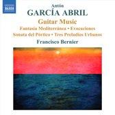 Garcia Abril: Guitar Music