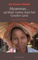 Myanmar... op blote voeten door het gouden land