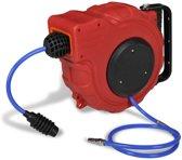 VidaXL - Accessoire Voor Compressor - 140333 - Luchtslang Haspel Automatisch - Oprollend 20 m