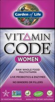 Multi-Vitamine RAW - The Vitamin Code - Women