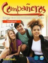 Compañeros - Nederlandse editie (A1) 1 tekstboek + online MP3