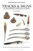 Vogelsporen; de determineergids voor veren, braakballen, schedels en andere sporen van Europese vogels