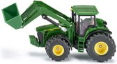 Siku John Deere 8430 Traktor met Frontlader
