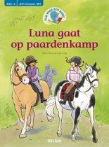 Tijd voor een boek - Luna gaat op paardenkamp