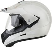 Airoh Crosshelm/Endurohelm S5 Color White-L
