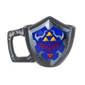 Nintendo The Legend of Zelda Collector's Edition Shield Multi kleuren Universeel 1stuk(s) kopje