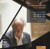 Piano Concertos N 24 & 25